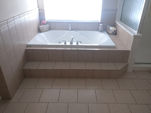 Hardwood and Tile Flooring