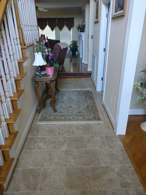 Flooring Installation Contractor In Knoxville Tile Wood Floors