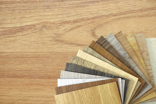 tile flooring selection